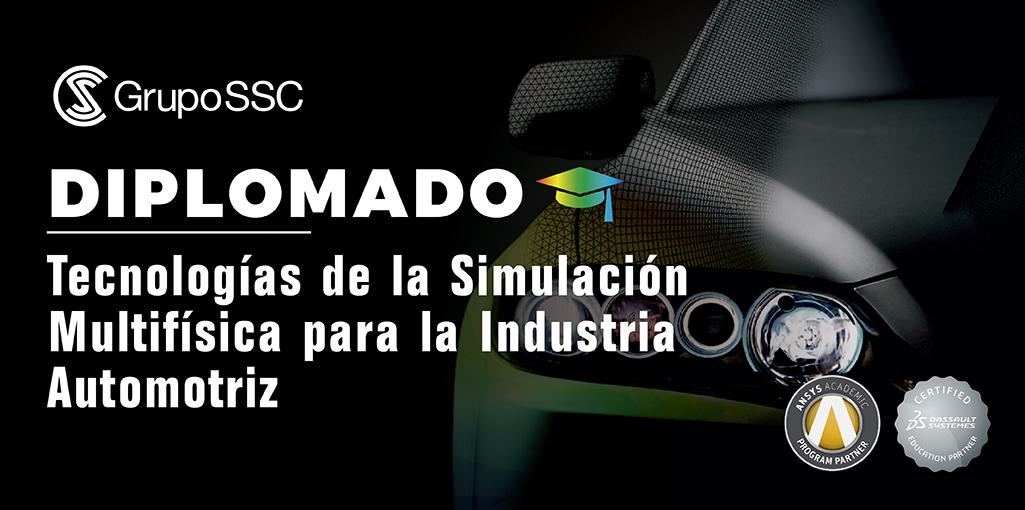Tecnologia de la Simulación Multifisica Para La Industria Automotriz