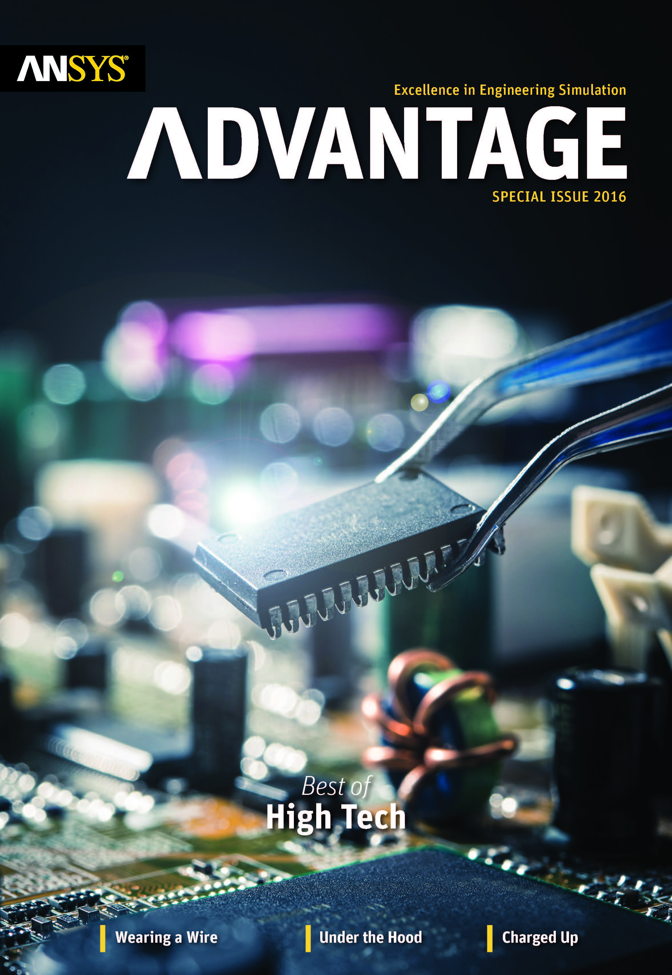 ANSYS Advantage Best of High Tech. Special ISSUE 2016