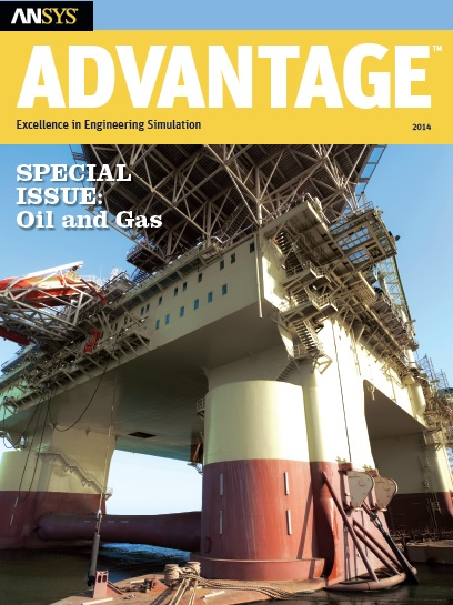 Caso de Grupo SSC - ANSYS Advantage - Oil & Gas Issue, 2014