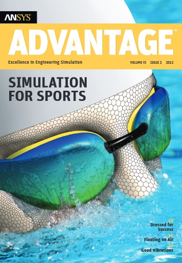 Caso de Grupo SSC - ANSYS Advantage SIMULATION FOR SPORTS. Volume VII, Issue 2, 2012